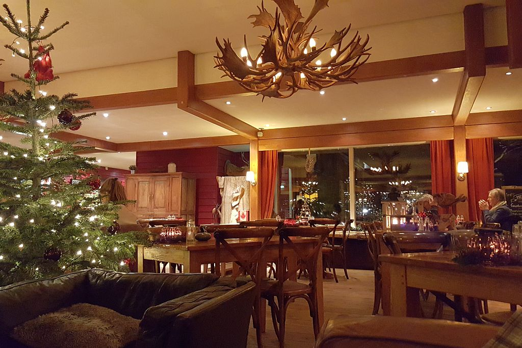 Badhotel Rockanje Restaurant
