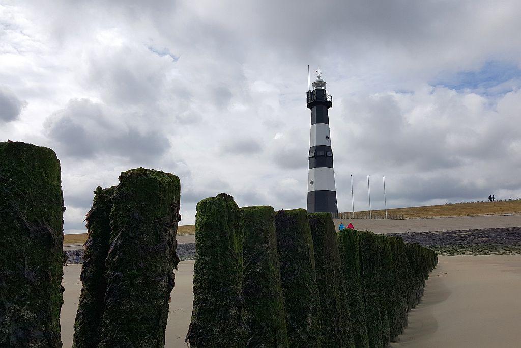 Leuchtturm Mole Breskens