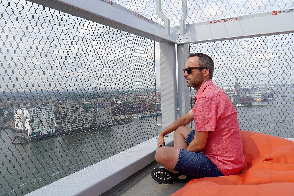Amsterdam Jens Lookout
