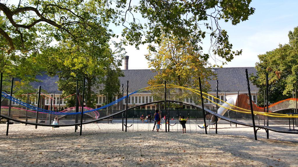 Spielplatz Oosterpark Amsterdam