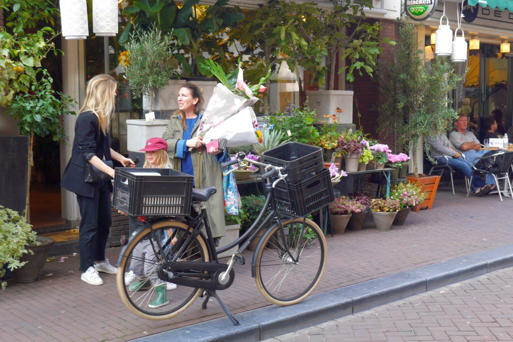 Blumenladen 9 straatjes Amsterdam
