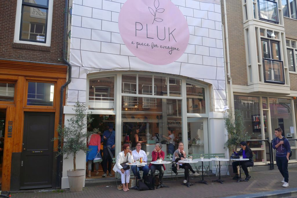 Plus 9 straatjes Amsterdam