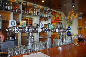 Theke Homeland Brewery Amsterdam