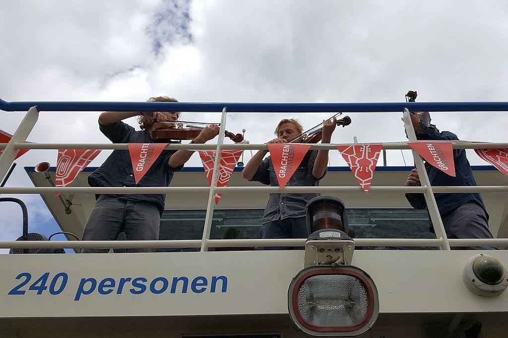 3Violas Fähre Amsterdam