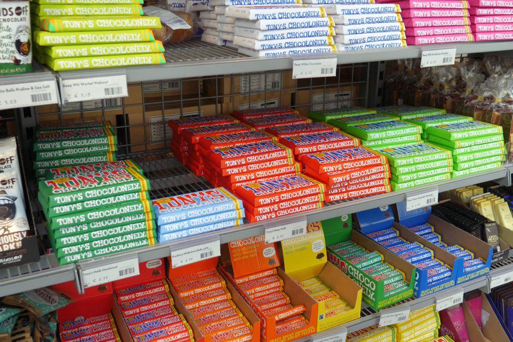 Tonys Chocolonely Amsterdam