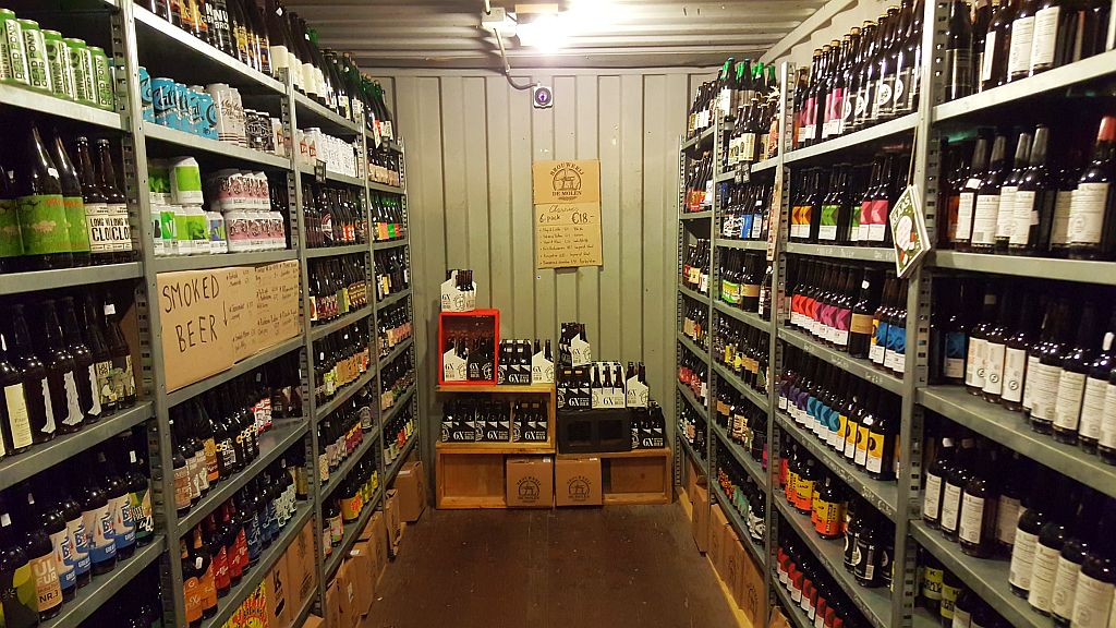Bottle Shop Kaapse Brouwers Fenix Food Factory Rotterdam