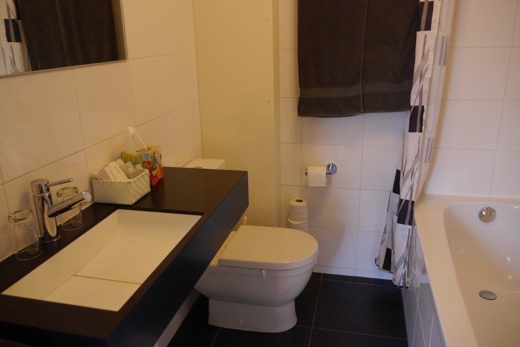Hoorn Hotel De Magneet Badezimmer