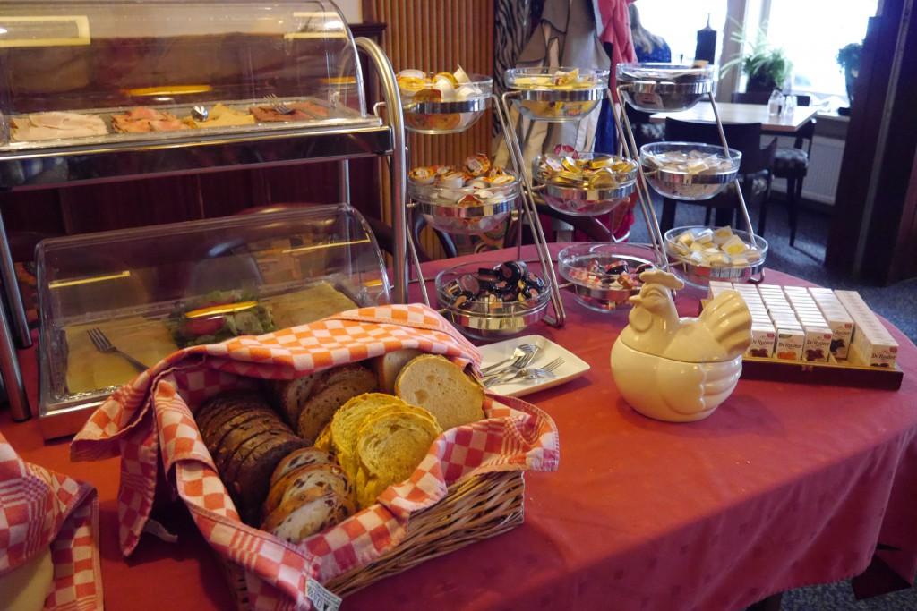 Hoorn Hohtel: Frühstücksbüffet im De Magneet