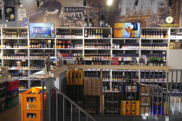 Markthal Rotterdam World Of Drinks Angebot