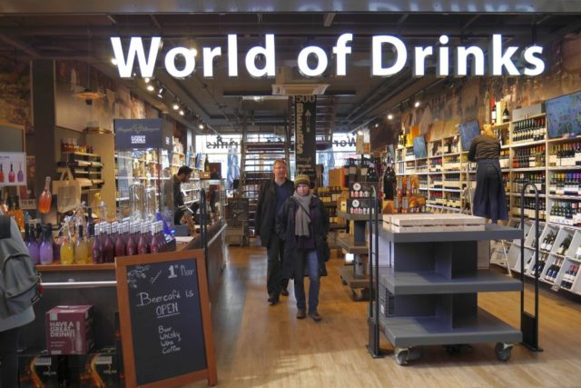 Markthal Rotterdam Word Of Drinks