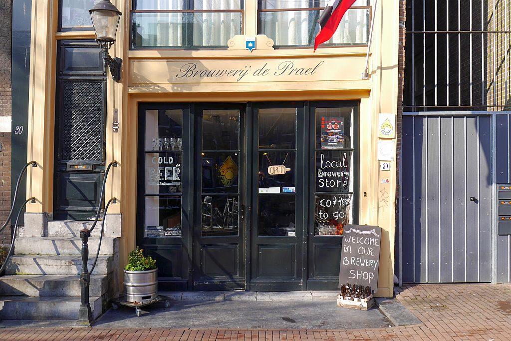 Brouwerij De Prael Amsterdam