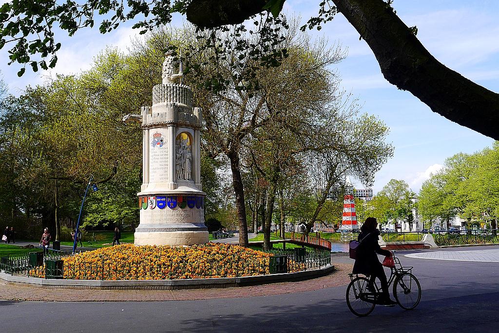Monument Breda Park