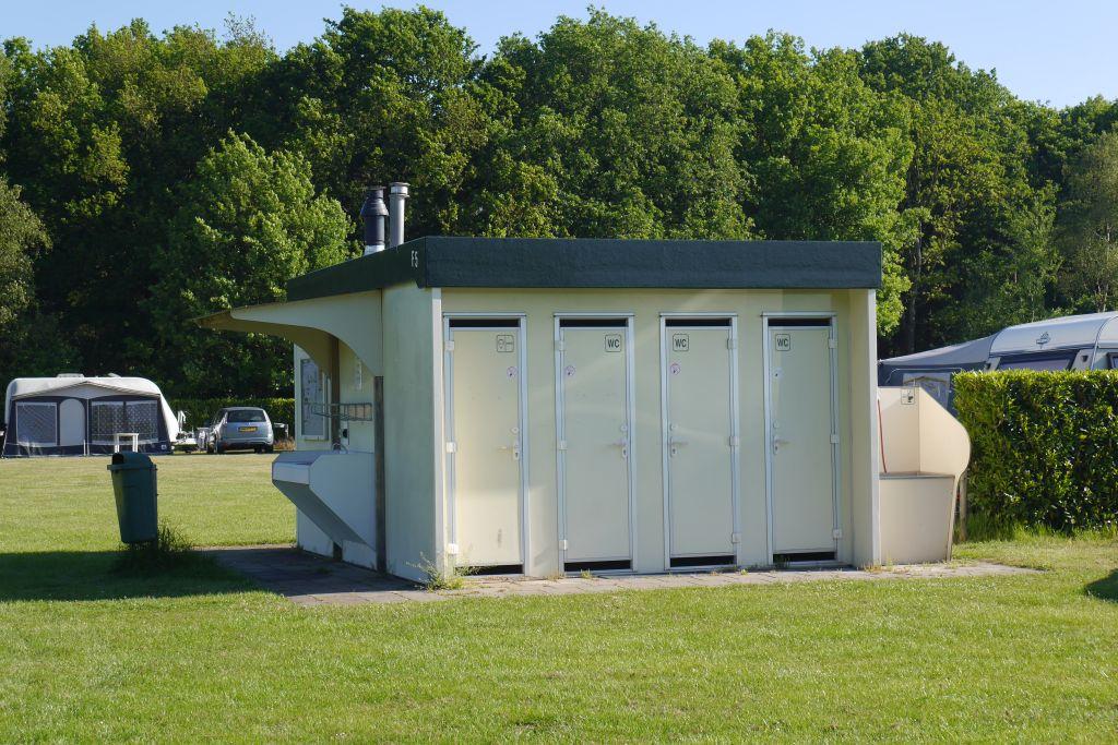 Sanitäranlagen Recreatiepark Duinhoeve