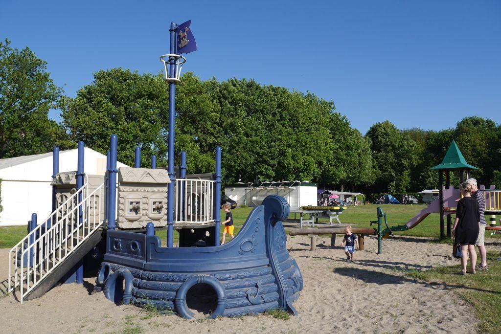 Spielplatz Recreatiepark Duinhoeve