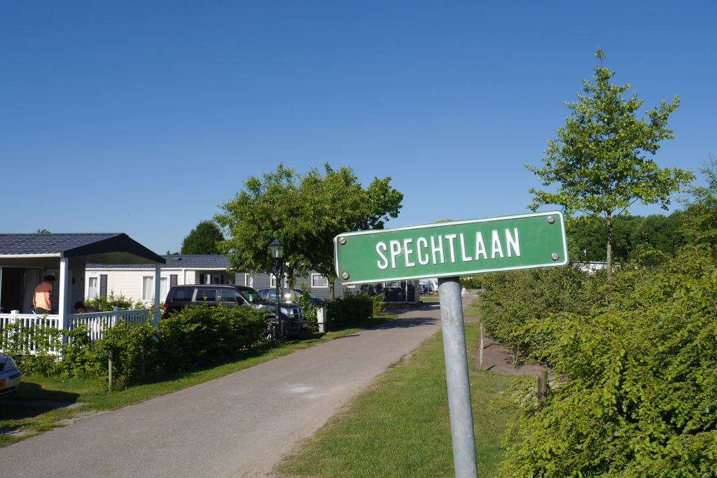 Spechtlaan Recreatiepark Duinhoeve