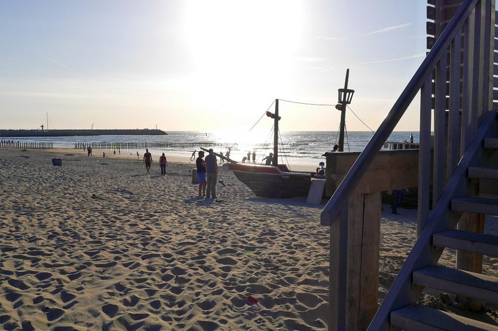 Spielplatz De Piraat Cadzand Strand