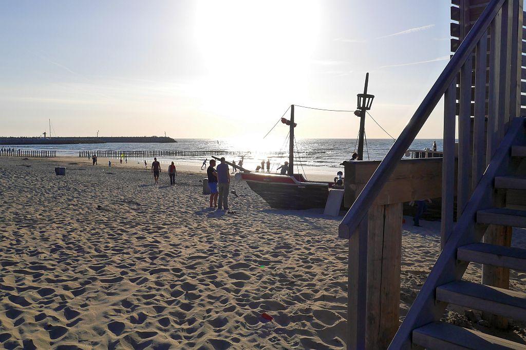 Cadzand Bad: Urlaub mit entspannter Strand-Idylle in Südholland