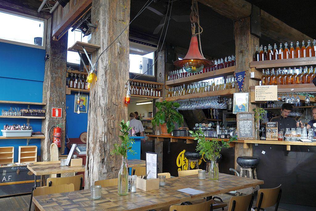 Cafe de Ceuvel Amsterdam Bar