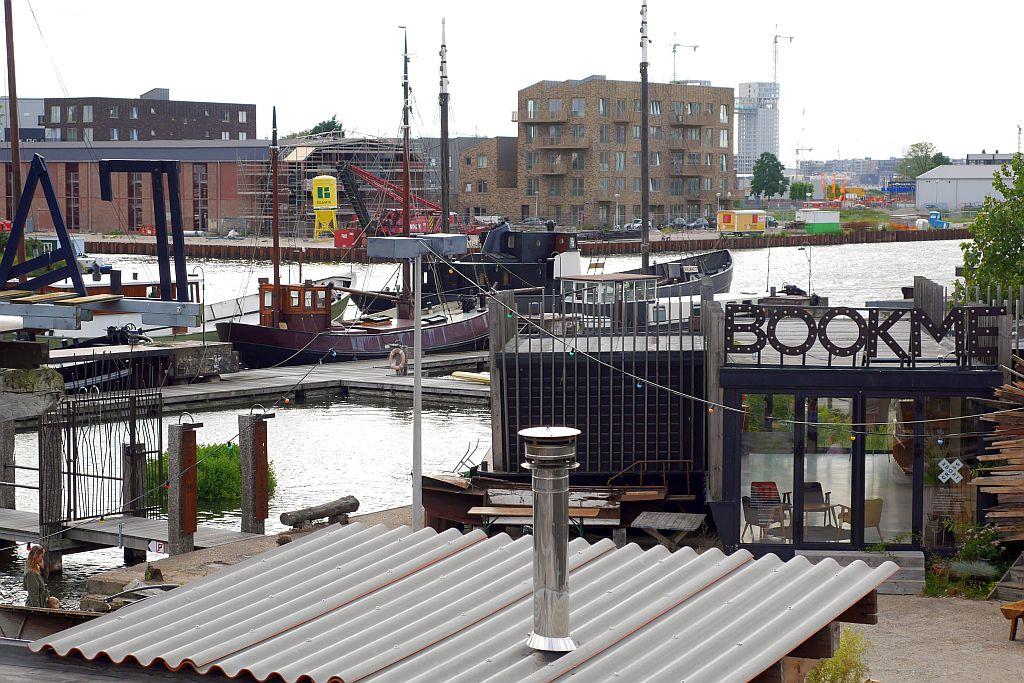 De Ceuvel Amsterdam Überblick