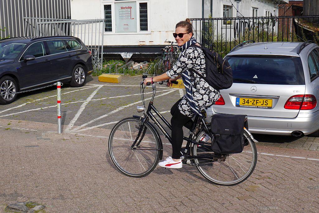 Steffi Fahrrad Amsterdam