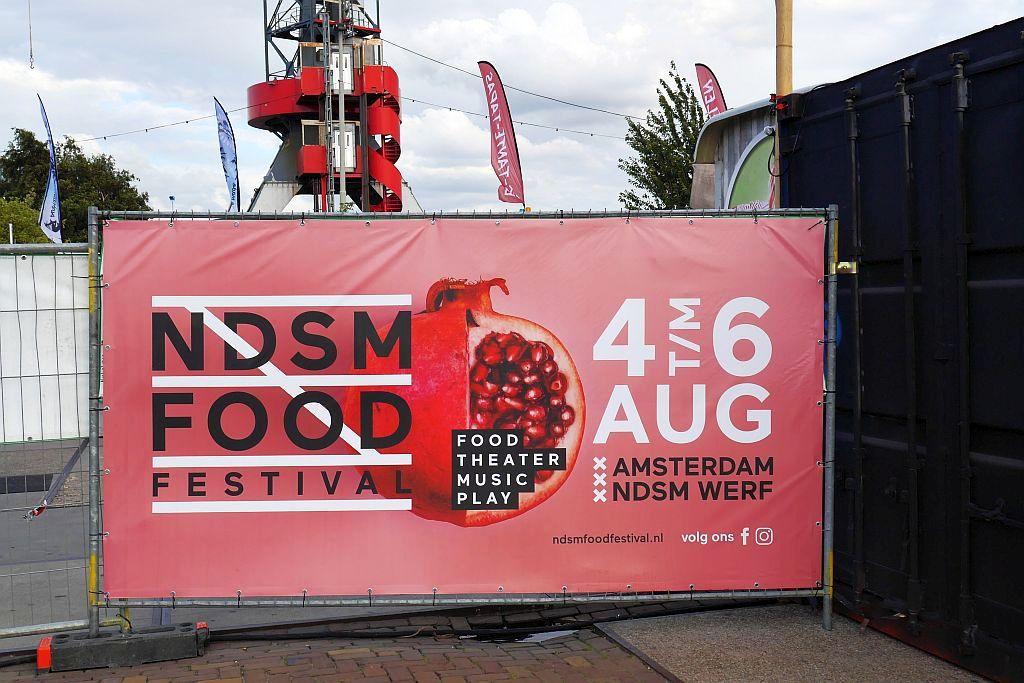 NDSM Food Festival Amsterdam