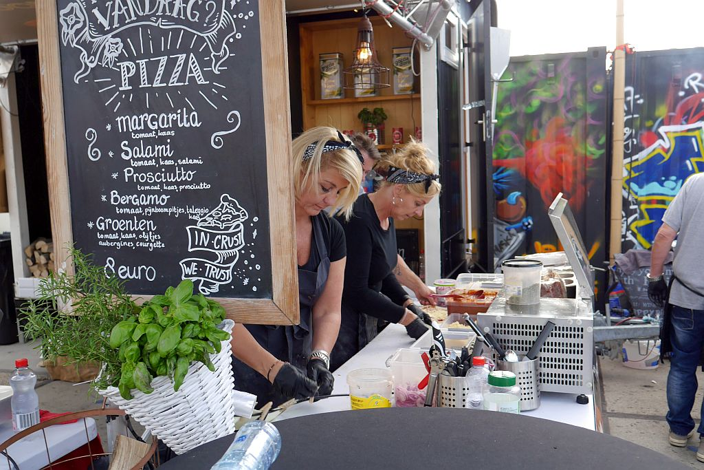 NDSM Food Festival Amsterdam Pizza