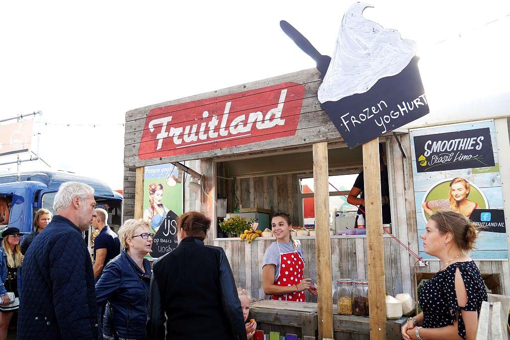 NDSM Food Festival Amsterdam Fruitland