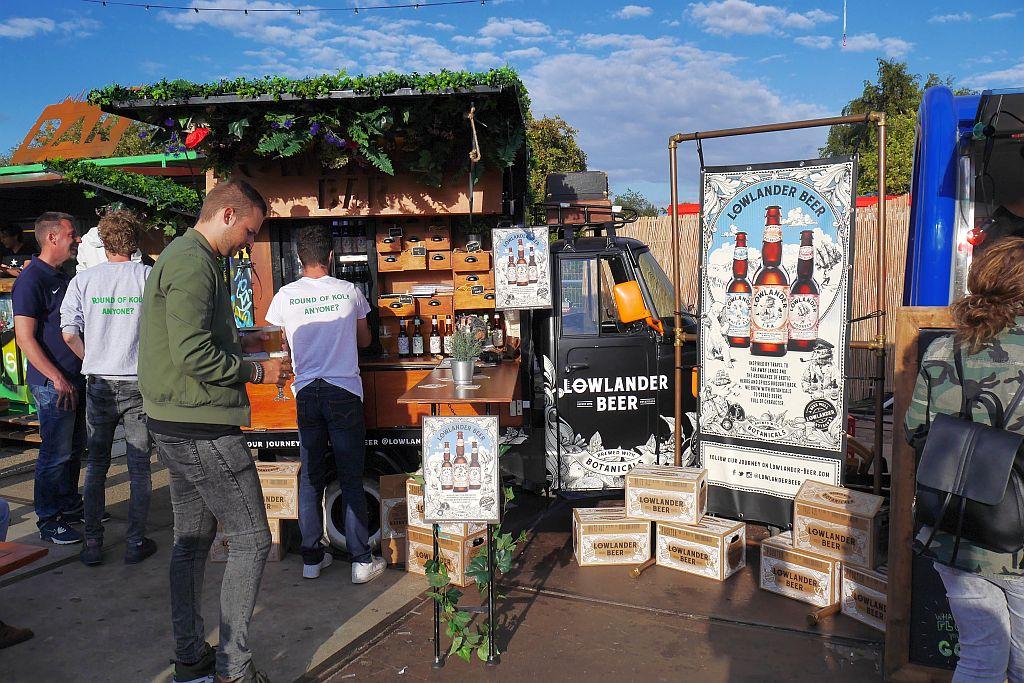 NDSM Food Festival Amsterdam Lowlander Beer