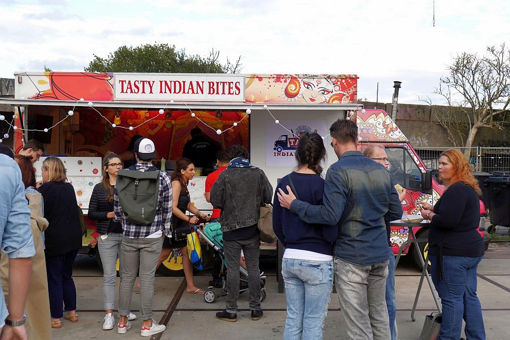 NDSM Food Festival Amsterdam Indian Bites