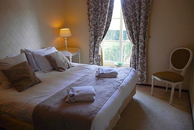Schlafzimmer 2 Wohnung Kasteeldomein De Cauberg