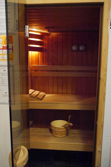 Kasteeldomein De Cauberg Valkenburg Sauna in Wohnung