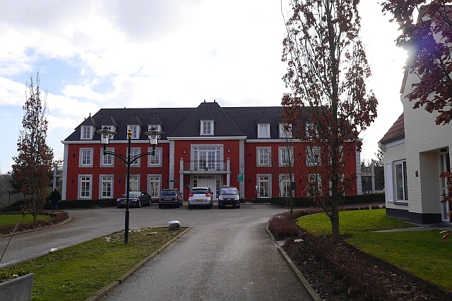 Kasteeldomein De Cauberg Valkenburg Appartementhaus Parkplätze