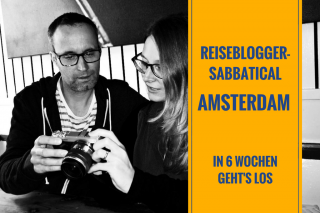 Reiseblogger-Sabbatical Amsterdam