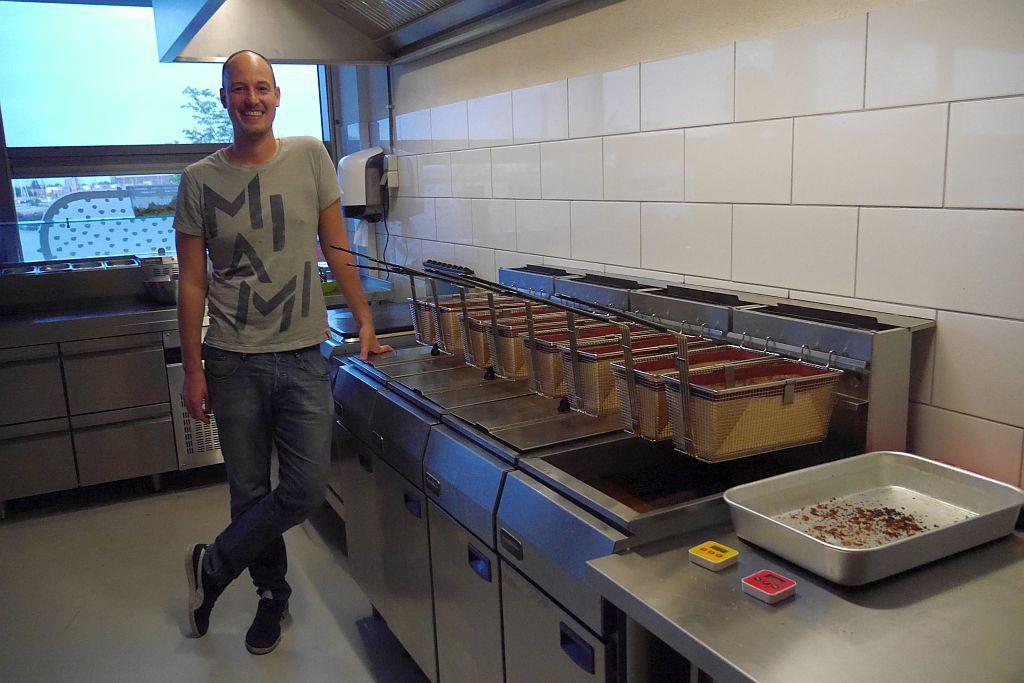 Amterdam Wilde Kroketten Küche Steven