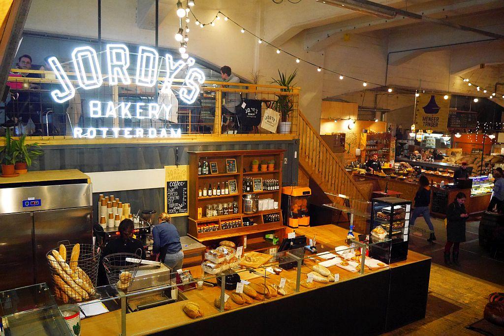 Theke Jordys Bakery Fenix Food Factory Rotterdam