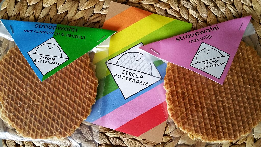 Stroopwafels von Stroop Rotterdam Fenix Food Factory