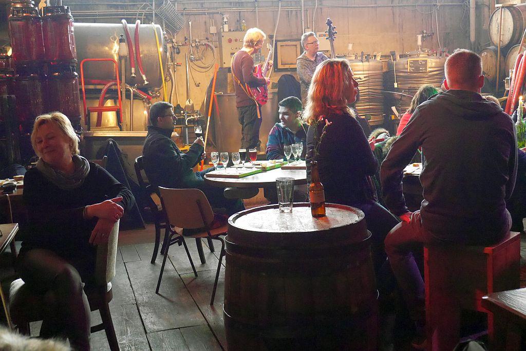 Jazz bei Kaapse Brouwers Fenix Food Factory Rotterdam