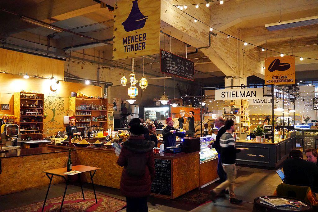 Stand Meneer Tanger Fenix Food Factory Rotterdam