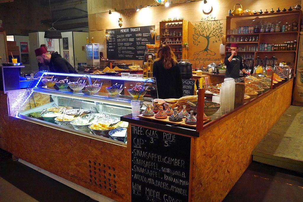 Tapas Meneer Tanger Fenix Food Factory Rotterdam