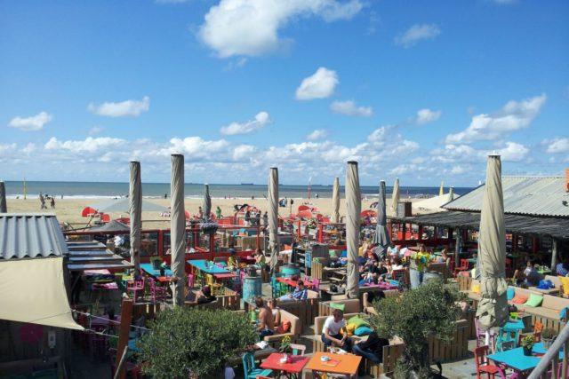 Scheveningen Strandcafés