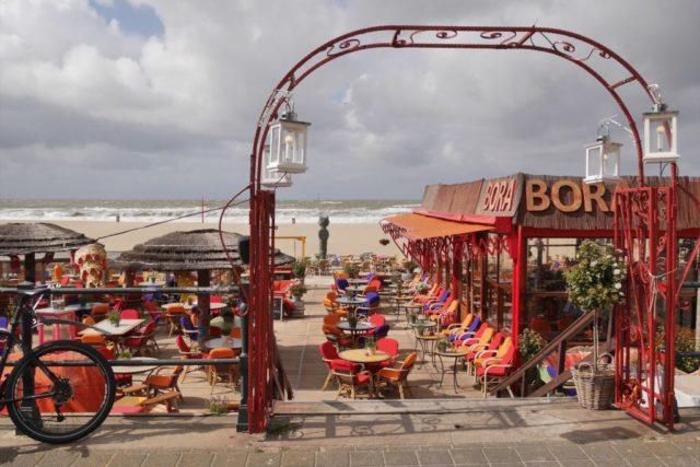 Scheveningen Strandpavillon