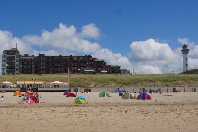 Egmond aan Zee Skyline