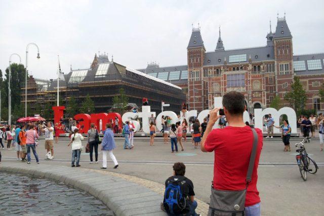 i Amsterdam Logo Rijksmuseum