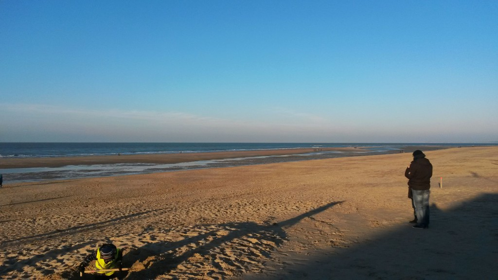 Bilder Nordsee Oostkapelle Strand