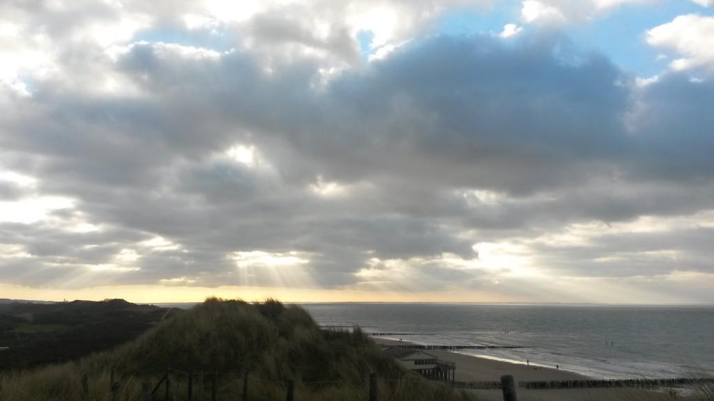 Bilder Nordsee Düne Wolken