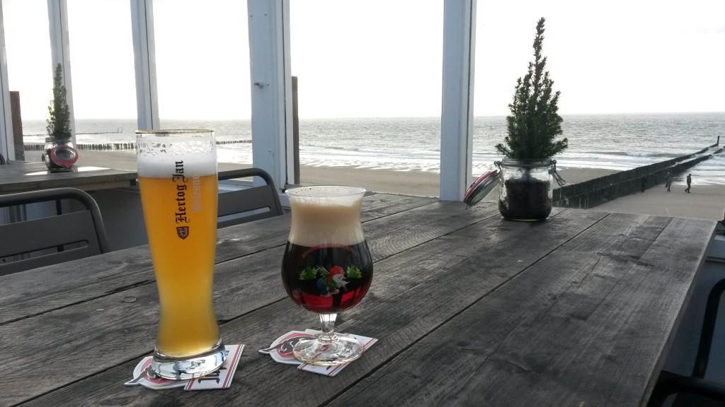 Bilder Nordsee Westkapelle Weihnachten Bier