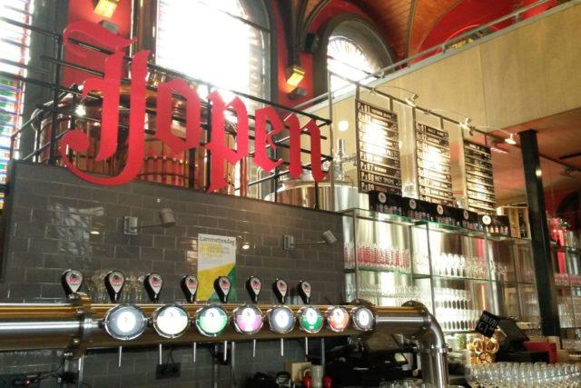 Jopen Brouwerij in Haarlem