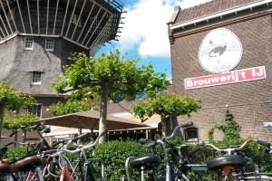 Brauerei Amsterdam Ansicht Front