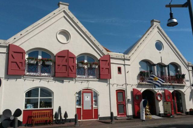 Zierikzee Fassaden West Havendijk