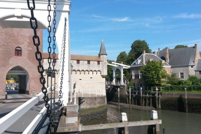 Zierikzee Brücke Zuidhavenpoort